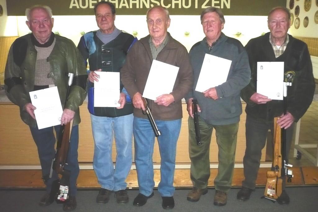 2012-12-24_EhrungDSB_langjährige Mitgliedschaft